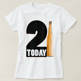 Today 21 T-Shirt