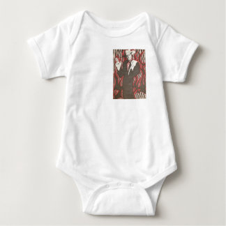 Today Has Gone Exactly The Way Satan Planned It. Baby Bodysuit