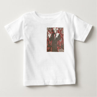 Today Has Gone Exactly The Way Satan Planned It. Baby T-Shirt