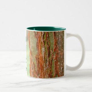 Today I am all Turvy Topsy Two-Tone Coffee Mug