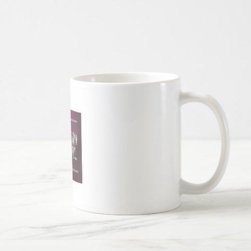 today i am thankful classic white coffee mug