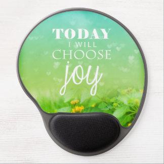 Today I Choose Joy Gel Mouse Pad