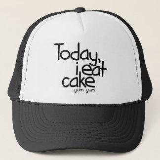 Today i eat cake (Birthday) Trucker Hat