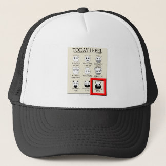Today I Feel Chaotic Evil Trucker Hat