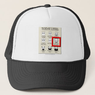 Today I Feel Chaotic Neutral Trucker Hat