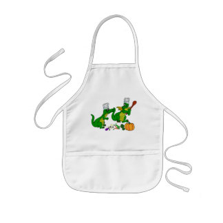 Today I will cook Kids' Apron