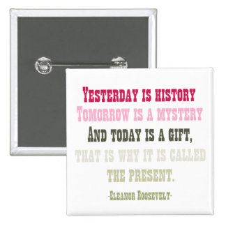 Today is a Gift Button