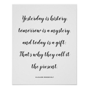 Eleanor Roosevelt Quotes Posters Photo Prints Zazzle