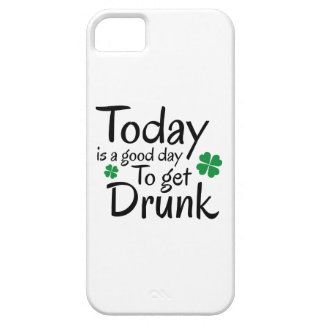 Today Is A Good Day To Get Drunk iPhone SE/5/5s Case