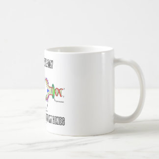 Today Is Genes Day So I'm Showing You My Genes Coffee Mug