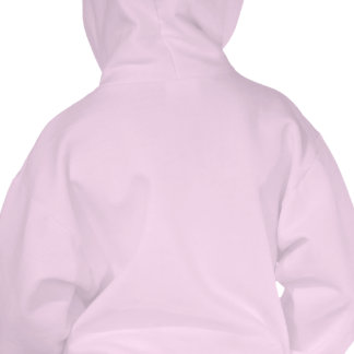 Today is my Birthday Girls' Hanes ComfortBlend® Ho Hooded Pullovers