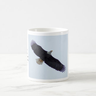 Today is my day to soar! classic white coffee mug