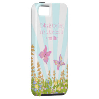 Today is the first day of the rest of your life iPhone SE/5/5s case
