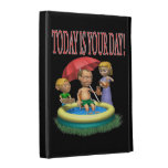 Today Is Your Day.png iPad Cases