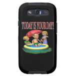 Today Is Your Day Samsung Galaxy SIII Cases