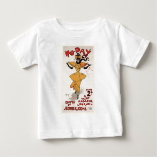 Today Journal Baby T-Shirt