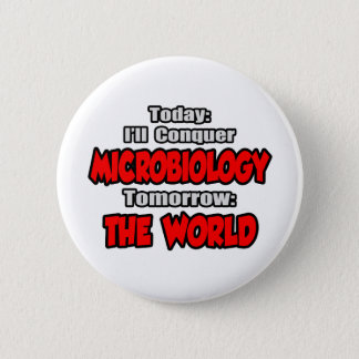 Today Microbiology...Tomorrow, The World Button