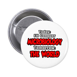 Today Microbiology Tomorrow The World Button