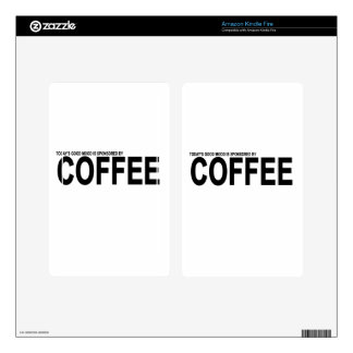 TODAY'S GOOD MOOD IS SPONSORED BY COFFEE.png Kindle Fire Skin