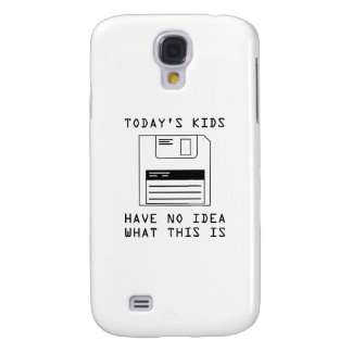 Today's Kids Have No Idea What This Is Galaxy S4 Case