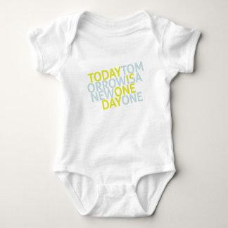 Today Tomorrow Creeper/Babygro Baby Bodysuit