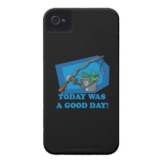 Today Was A Good Day iPhone 4 Cases
