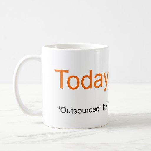 Today@Work Coffee Mugs