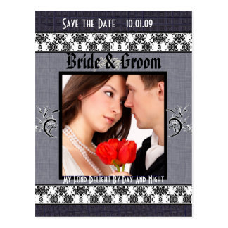 Today's Best Award! Save The Date with Your Photo Postcard