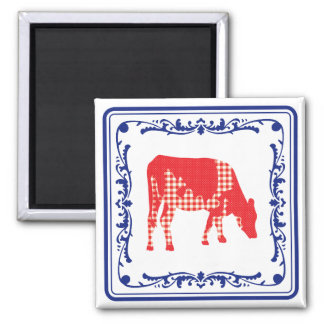 Today's Best! Frisian cow, Friese koe Magnet