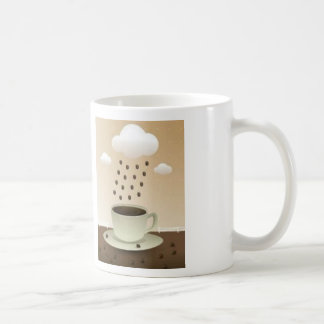 Today's Coffee Forecast - Downpour Coffee Mug