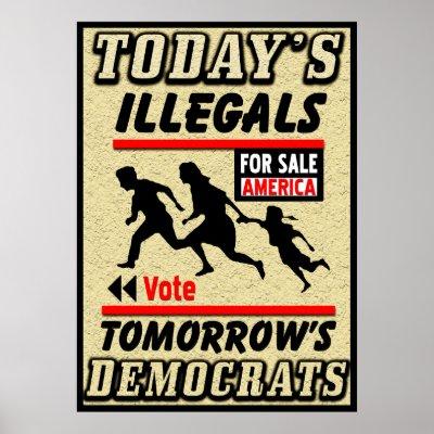democrats love illegals