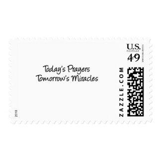 Today's Prayers Postage