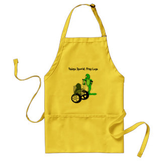 Todays Special: Frog Legs Adult Apron
