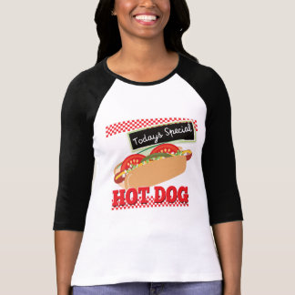 Todays Special - Hot Dog T-Shirt