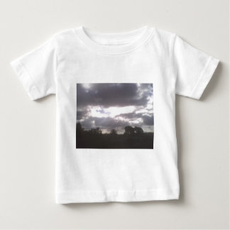 Today's storm clouds are wonderful baby T-Shirt