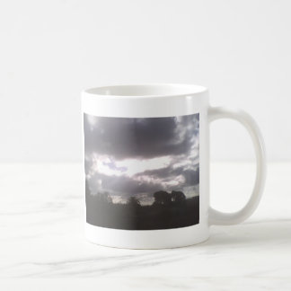 Today's storm clouds are wonderful coffee mug