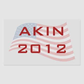 Todd Akin for Senate Car Sticker