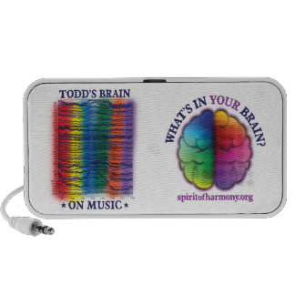 todd-cerebro mini altavoces