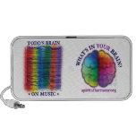 todd-cerebro mp3 altavoces