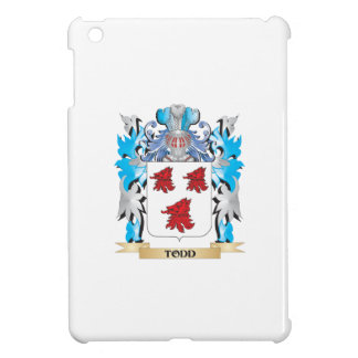 Todd Coat of Arms - Family Crest iPad Mini Cover