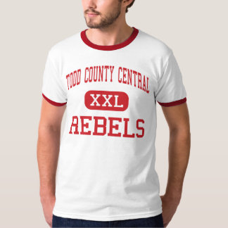 Todd County Central - Rebels - High - Elkton T-Shirt
