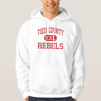 Todd County - Rebels - Middle - Elkton Kentucky Hoodie