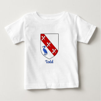 Todd Family Shield Baby T-Shirt