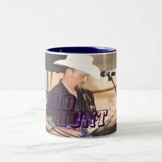 Todd Hunt Mug - Customized