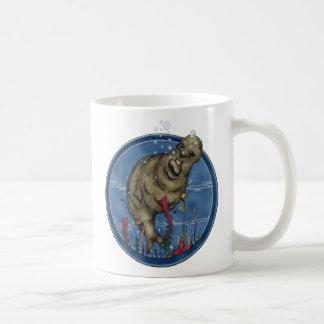 Todd Manna Classic White Coffee Mug