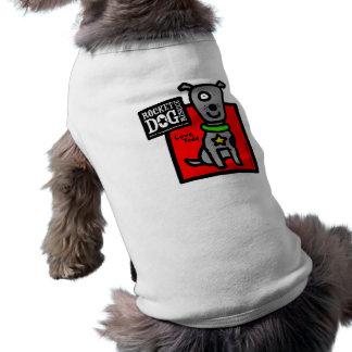 Todd Parr - Gray Dog Pet Shirt