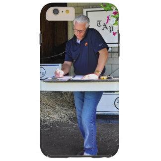 Todd Pletcher Funda Para iPhone 6 Plus Tough