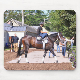 Todd Pletcher Stables Mouse Pad