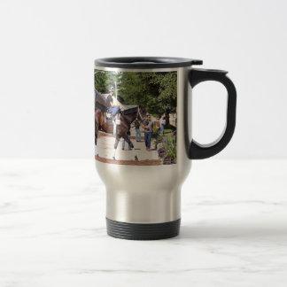 Todd Pletcher Stables Travel Mug