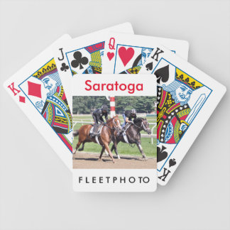 Todd Pletcher Workouts Bicycle Playing Cards